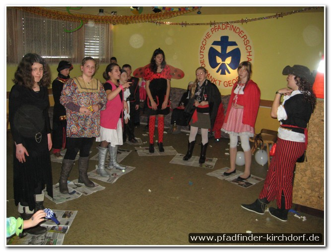 2013 - Kinderfasching